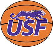 Fan Mats University of Sioux Falls Basketball Mat
