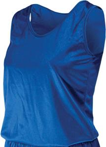 Game Gear Womens Solid Tricot Track Singlet