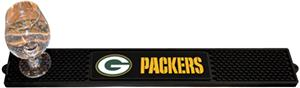 Fan Mats Green Bay Packers Drink Mat