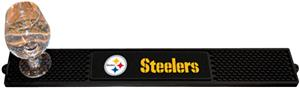 Fan Mats Pittsburgh Steelers Drink Mat