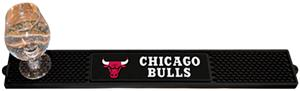 Fan Mats Chicago Bulls Drink Mat