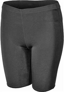 "Game Gear 8"" Nylon Lycra Adult Compression Shorts"