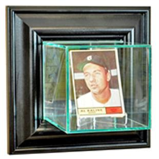 Perfect Cases Wall Mounted Card Display Cases