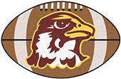 Fan Mats Quincy University Football Mat