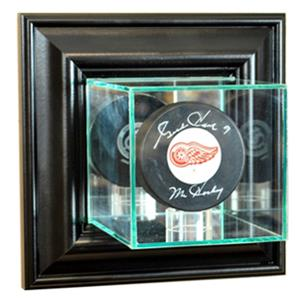 Perfect Cases Wall Mounted Single Puck Display