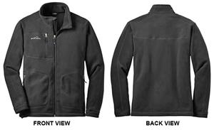 Eddie Bauer Wind Resistant Full-Zip Fleece Jacket