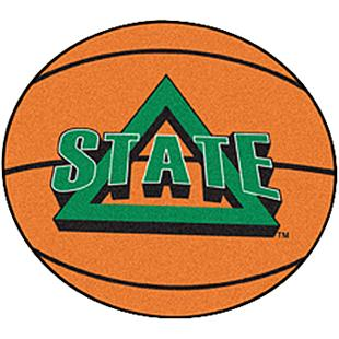 Fan Mats Delta State University Basketball Mat