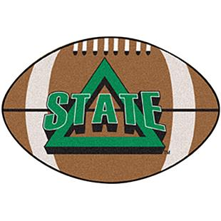 Fan Mats Delta State University Football Mat