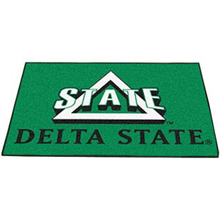 Fan Mats Delta State University All-Star Mats