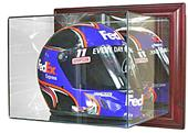 Perfect Cases Wall Mounted Racing Helmet Display