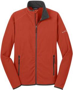 Eddie Bauer Mens Full-Zip Vertical Fleece Jacket