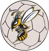 Fan Mats Montana State-Billings Soccer Ball Mat