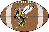 Fan Mats Montana State-Billings Football Mat