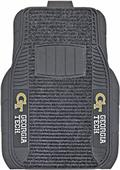 Fan Mats Georgia Tech Deluxe Car Mats (set)