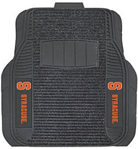 Fan Mats Syracuse University Deluxe Car Mats