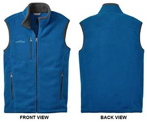 Eddie Bauer Mens Fleece Vest