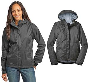 Eddie Bauer Ladies Technical Rain Shell Jacket