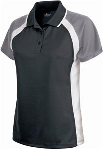 Charles River Women's Ares Button Polo Shirt