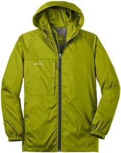 Eddie Bauer Mens Nylon Packable Wind Jacket