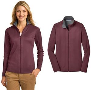 Port Authority Ladies Heavyweight Texture Jacket