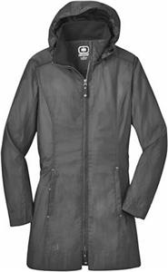 OGIO Ladies Quarry Trench Coat