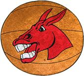 Fan Mats Univ. of Central Missouri Basketball Mat
