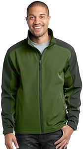 Port Authority Mens Gradient Soft Shell Jacket