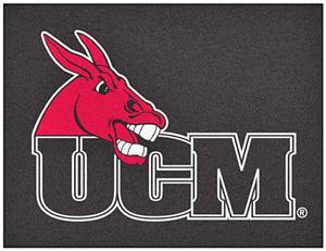 Fan Mats Univ. of Central Missouri All-Star Mat