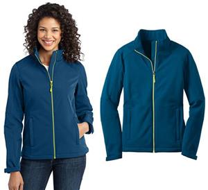 Port Authority Ladies Traverse Soft Shell Jacket