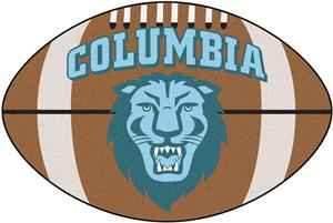Fan Mats Columbia University Football Mat