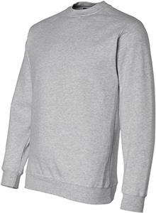 Bayside Cotton Rich Classic Crewneck Sweatshirt