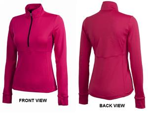 Charles River Women's Fitness Pullover