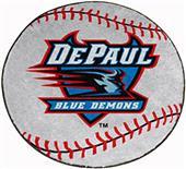 Fan Mats DePaul University Baseball Mat