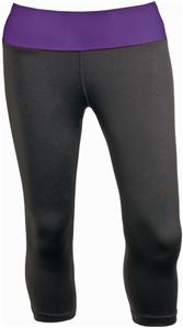 Charles River Women's Fitness Capri Legging