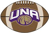 Fan Mats University of North Alabama Football Mat