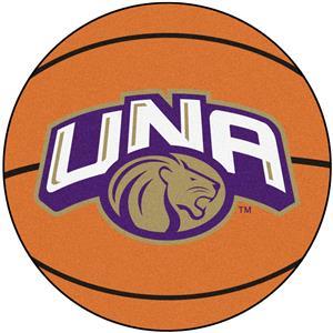 Fan Mats Univ. of North Alabama Basketball Mat