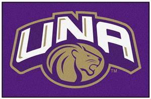 Fan Mats University of North Alabama Starter Mat