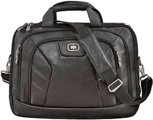OGIO Dividend Messenger Leather Bag