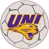 Fan Mats Univ. of Northern Iowa Soccer Ball Mat
