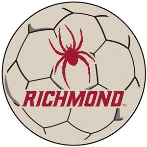 Fan Mats University of Richmond Soccer Ball Mat