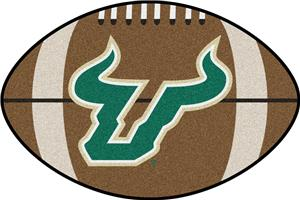 Fan Mats University of South Florida Football Mat