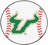Fan Mats University of South Florida Baseball Mat