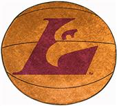 Fan Mats U. of Wisconsin-La Crosse Basketball Mat