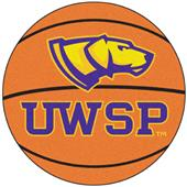 Univ. of Wisconsin-Stevens Point Basketball Mat