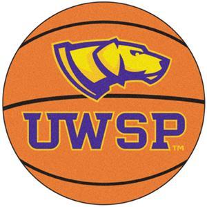 Univ. of Wisconsin-Stevens Point Basketball Mat