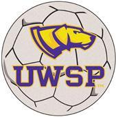 Univ. of Wisconsin-Stevens Point Soccer Ball Mat