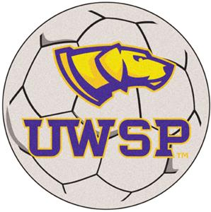 Univ. of Wisconsin-Stevens Point Soccer Ball Mat
