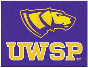 Fan Mats U of Wisconsin-Stevens Point All-Star Mat