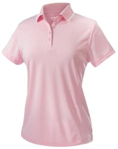 Charles River Womens Classic Polo-Cancer Awareness