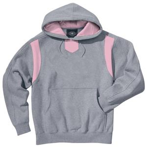 Charles River Spirit Logo Hoodie-Cancer Awareness